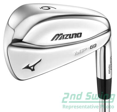 Mizuno MP 69 Iron Set