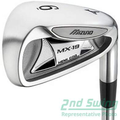 Mizuno MX 19 Iron Set