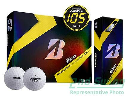 Bridgestone 2016 Tour B330 Dozen Golf Balls