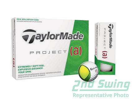 TaylorMade 2016 Project A Golf Balls