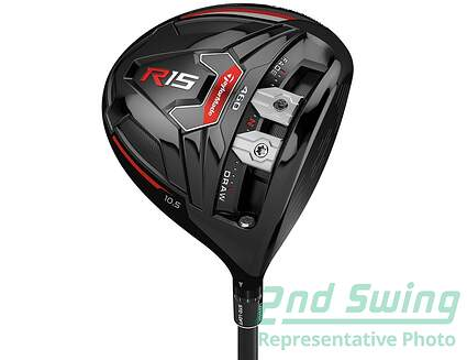 TaylorMade R15 TP Black Driver