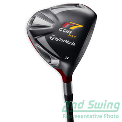 TaylorMade R7 CGB Max Fairway Wood