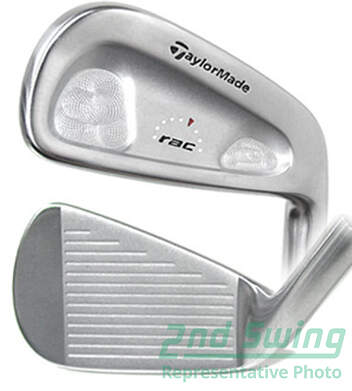 TaylorMade Rac Forged CB TP Single Iron