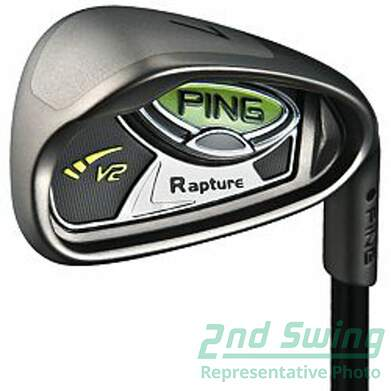 Ping Rapture V2 Single Iron