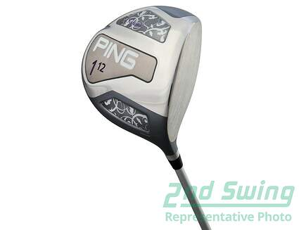 Ping Serene Driver 10.5* Ping ULT 210 Ladies Lite Graphite Ladies Left Handed 45 in