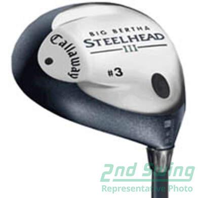 Callaway Steelhead Iii Fairway Wood 2nd Swing Golf