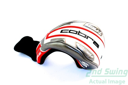 Cobra T-Rail + Fairway Wood Headcover