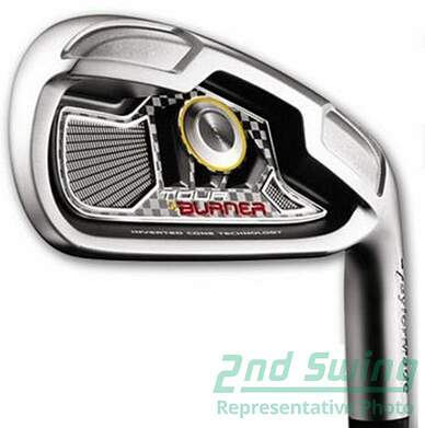 TaylorMade Tour Burner Iron Set