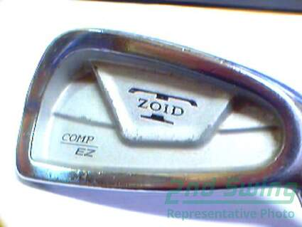 Mizuno T-Zoid EZ Comp Single Iron