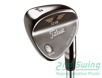 Titleist Vokey Spin Milled SM4 Black Wedge