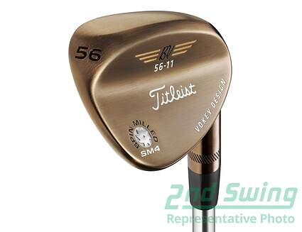 Titleist Vokey Spin Milled SM4 Oil Can Wedge