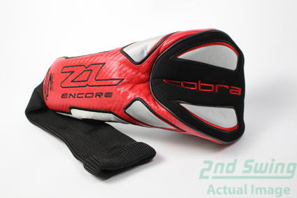 Cobra ZL Encore Red Driver Headcover